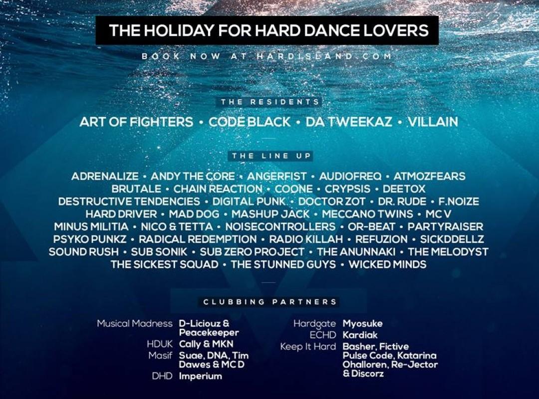 HARD ISLAND Festival 2017