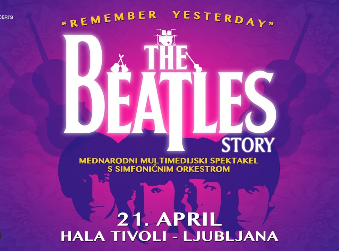 »REMEMBER YESTERDAY«  - THE BEATLES STORY