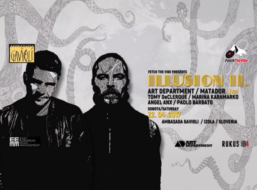 FETCH the VIBE presents: Illusion II