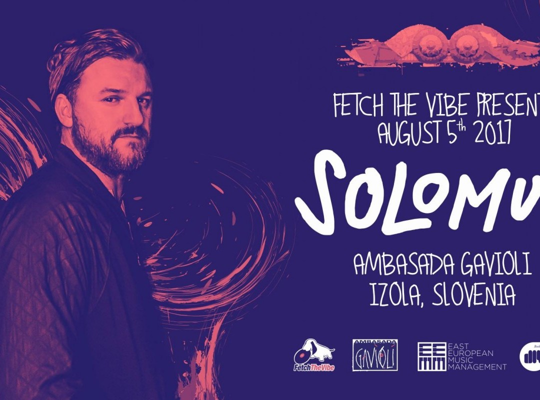 Fetch The Vibe presents Solomun