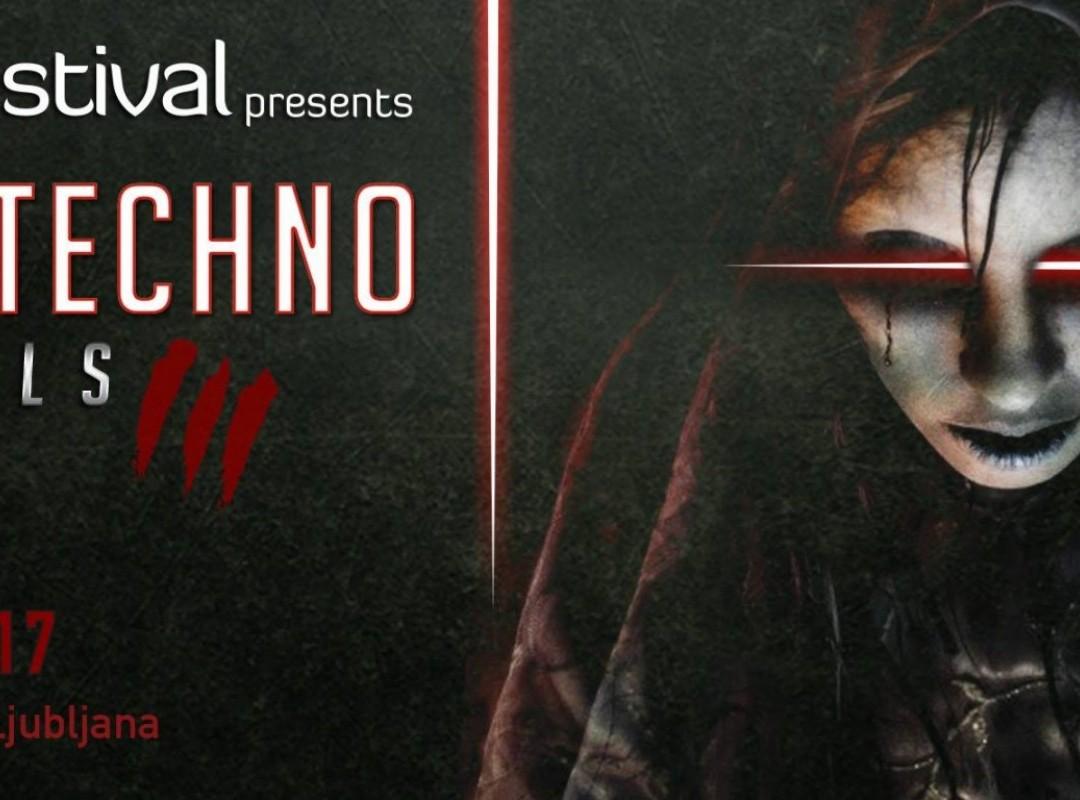 ECO festival - Hard Techno Specials III