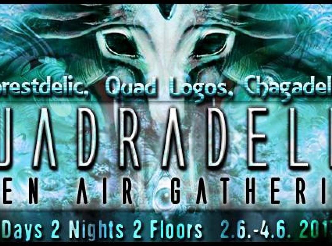 Quadradelic - Open Air Gathering 2017