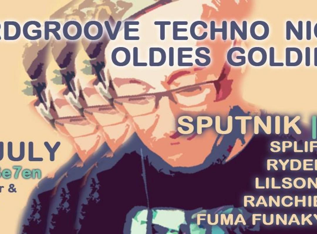 Hardgroove Techno Night Oldies Goldies