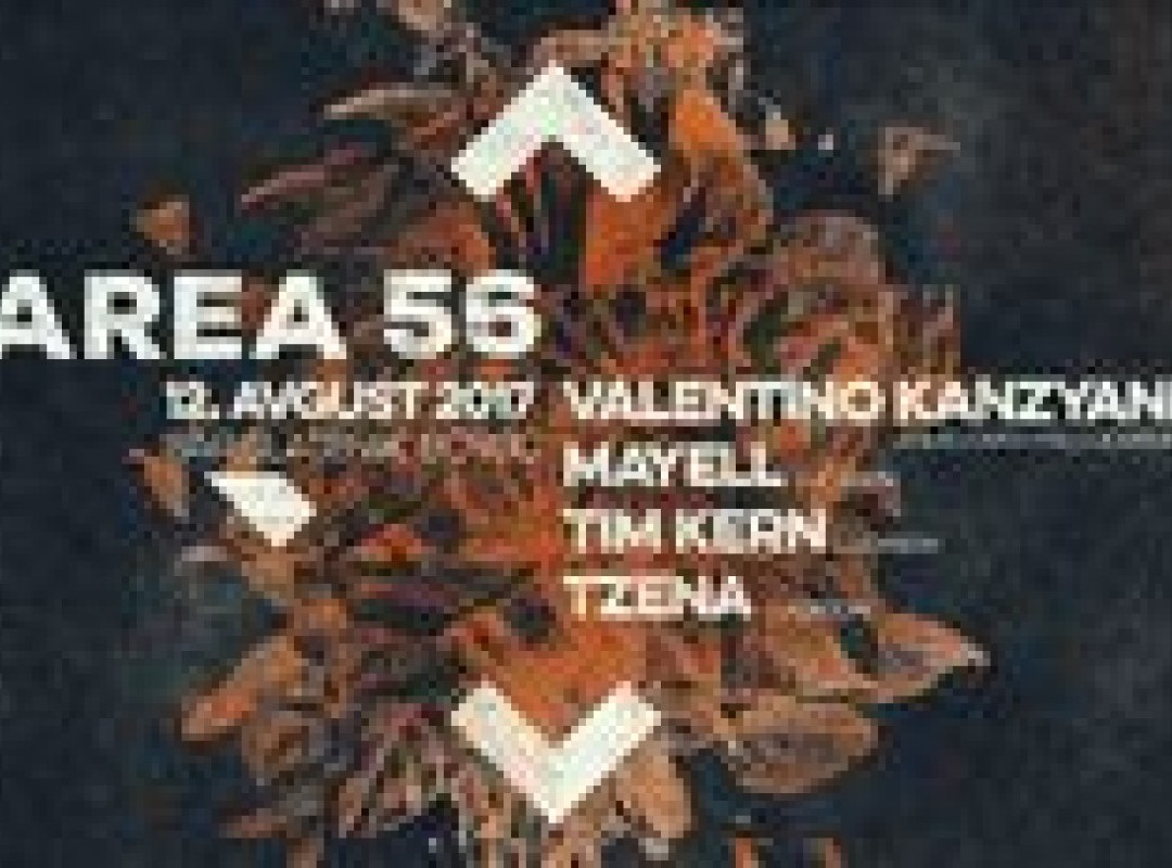 AREA 56 with Valentino Kanzyani