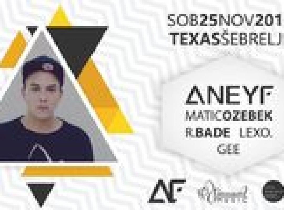 TMFS Presents : Aney F. (Innocent Music)