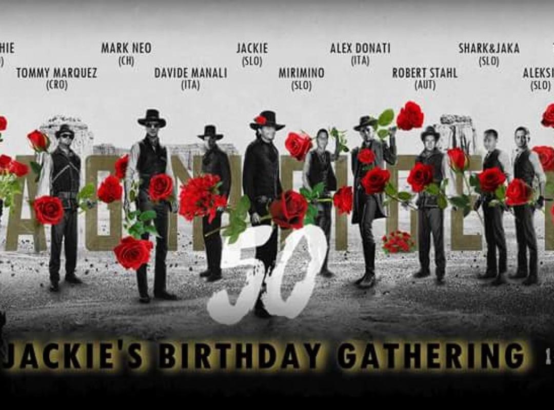 Jackie's Birthday Gathering