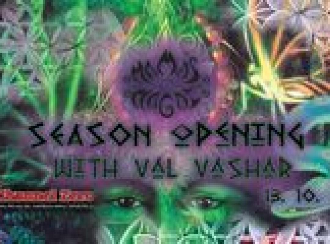 Mami's Magic Season opening with Val Vashar