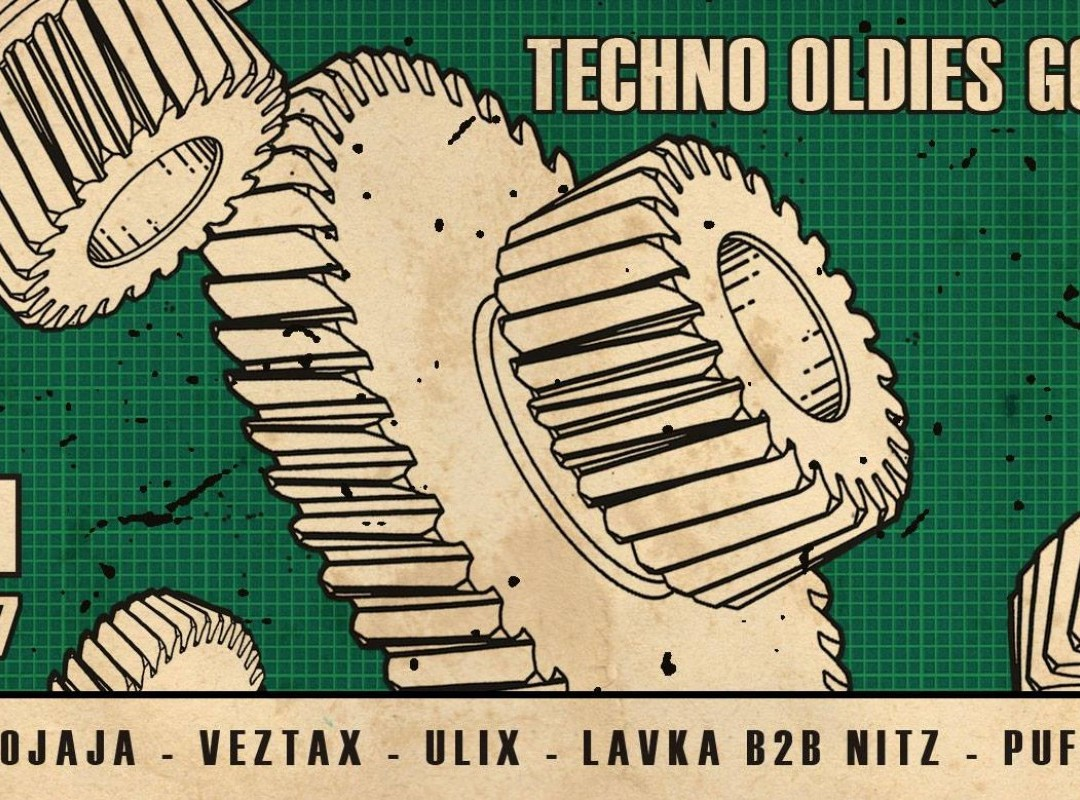 K4 Techno Oldies Goldies