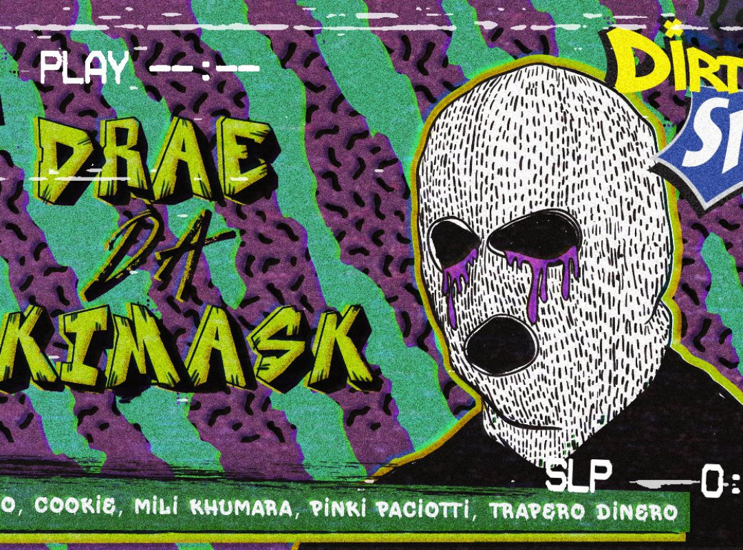 Dirty Sprite III: DRAE DA Skimask (UK, Astral Black)