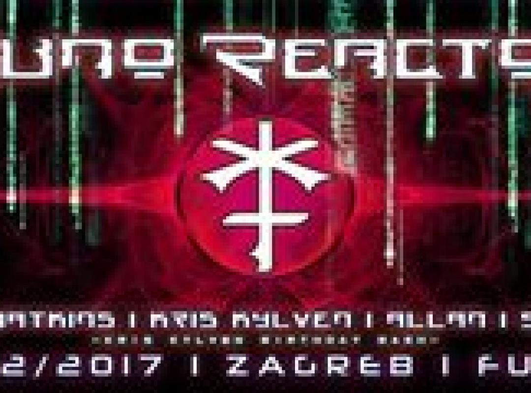 Juno Reactor In Zagreb - Kris Kylven Birthday Bash