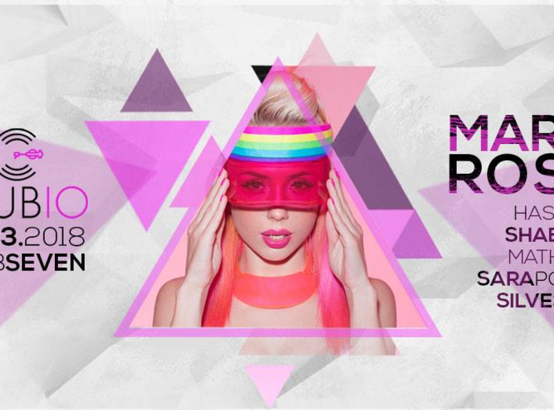 Clubio presents Marika Rossa