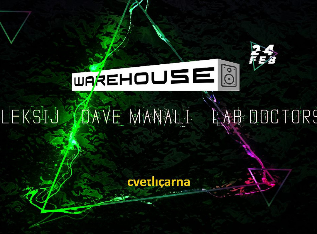 WAReHoUSE Clubbing
