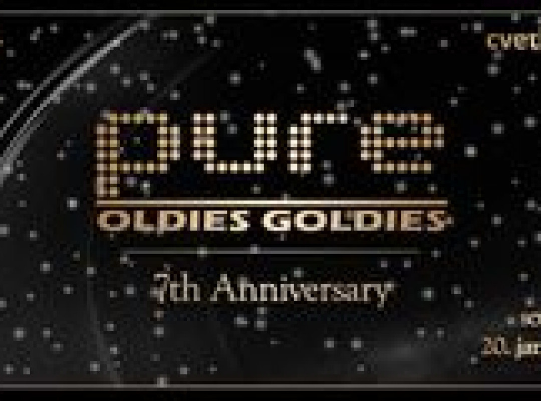 PURE Oldies Goldies - 7th Anniversary -