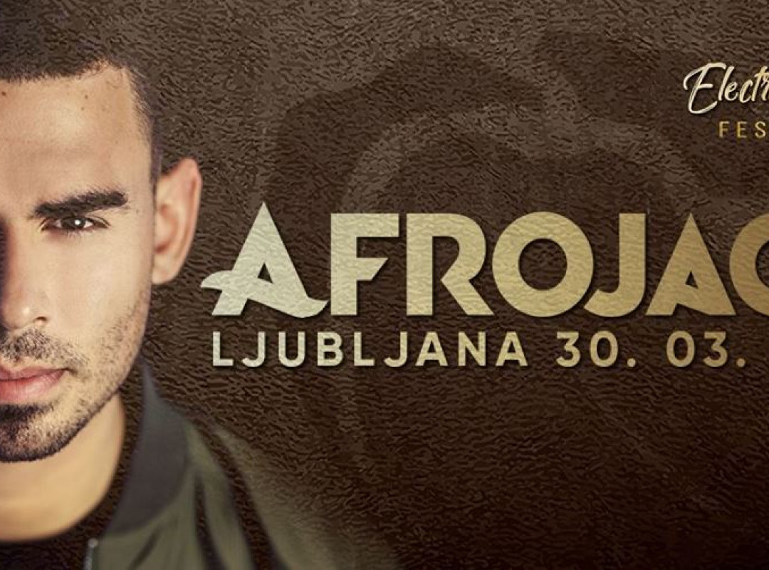 Afrojack // Electric Poppy Festival //