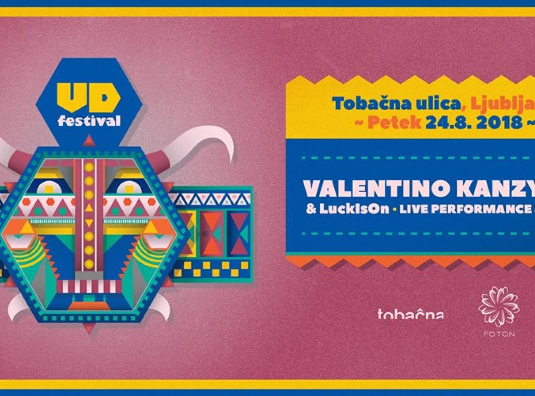 UD 2018 - Valentino Kanzyani & LuckIsOn