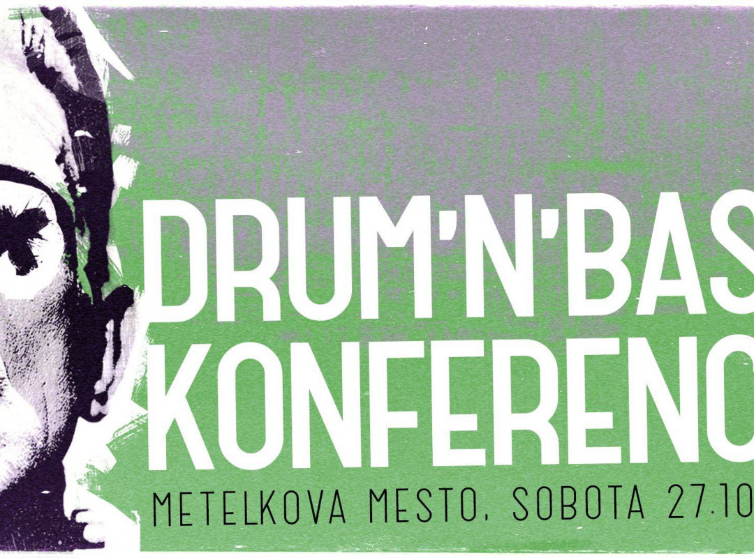 Drum and Bass Konferenca 2018