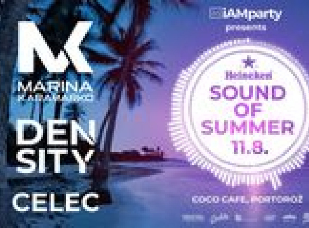 I AM Party: Sound Of Summer