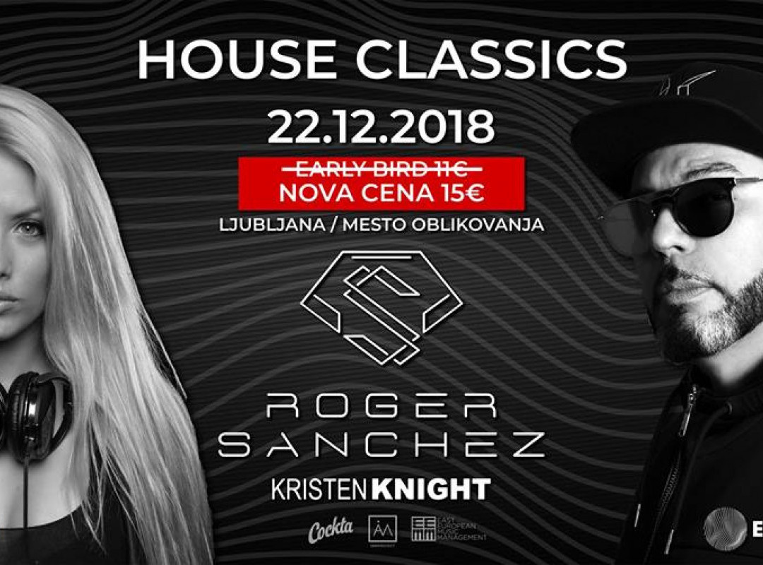 House Classics: Roger Sanchez feat. Kristen Knight