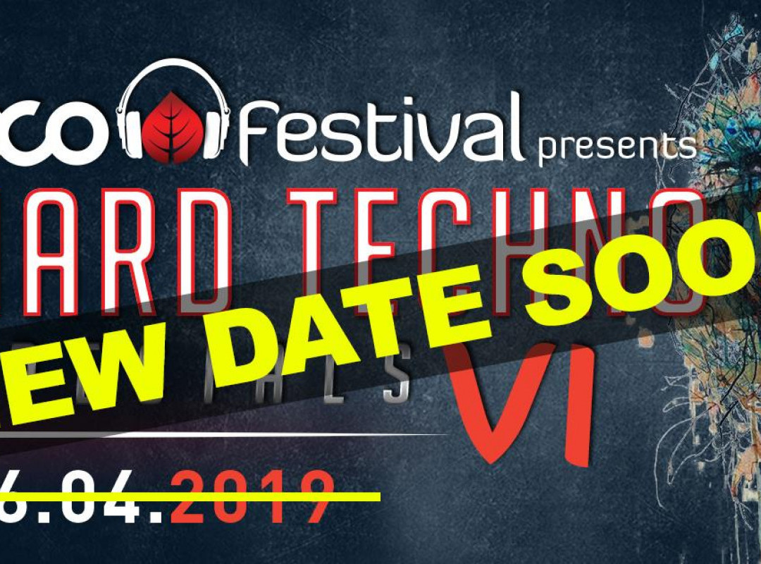 ECO festival - Hard Techno Specials VI