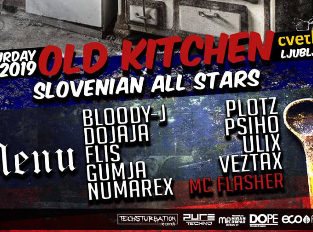 Old Kitchen - Slovenian All Stars