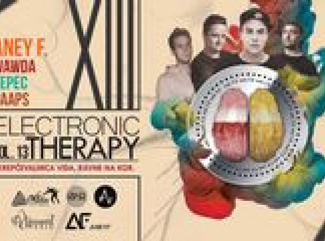 Electronic Therapy vol. 13 with ANEY F