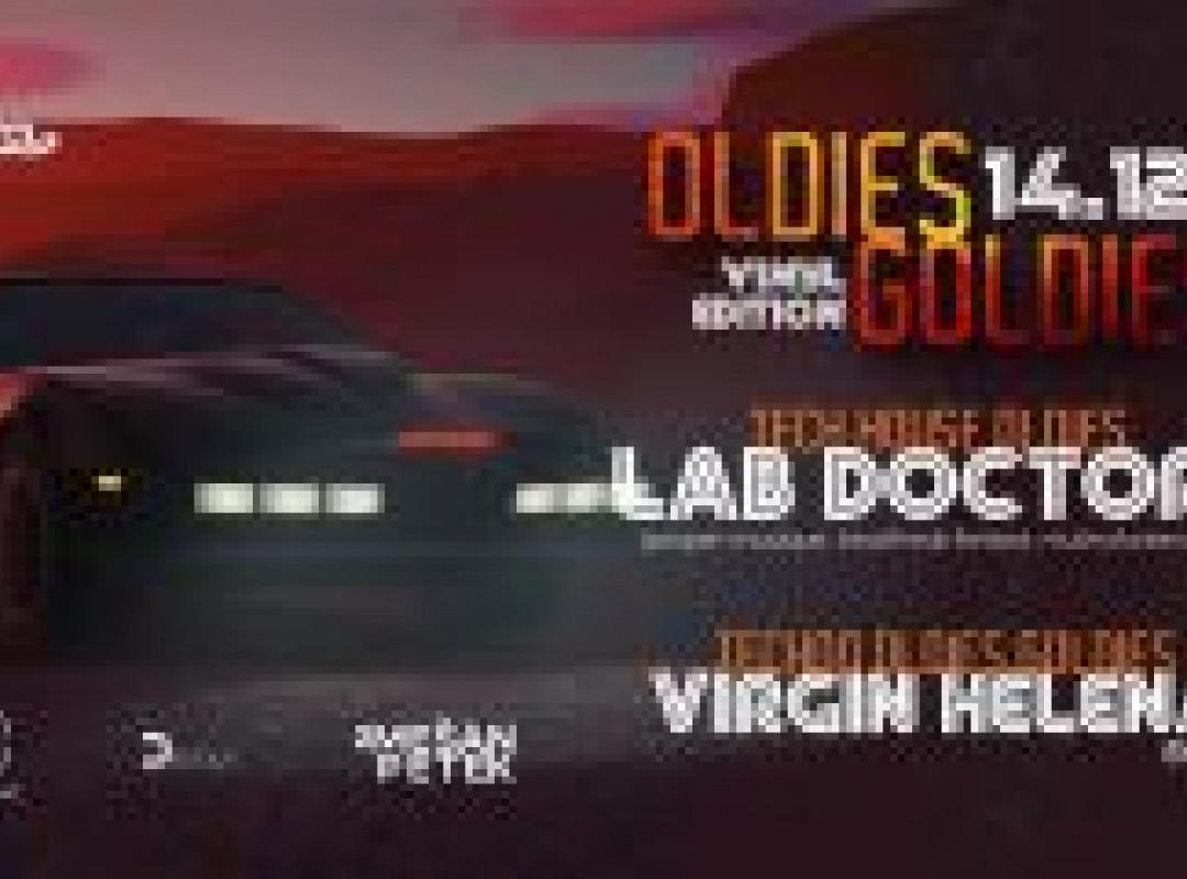 Lab Doctors & Virgin Helena