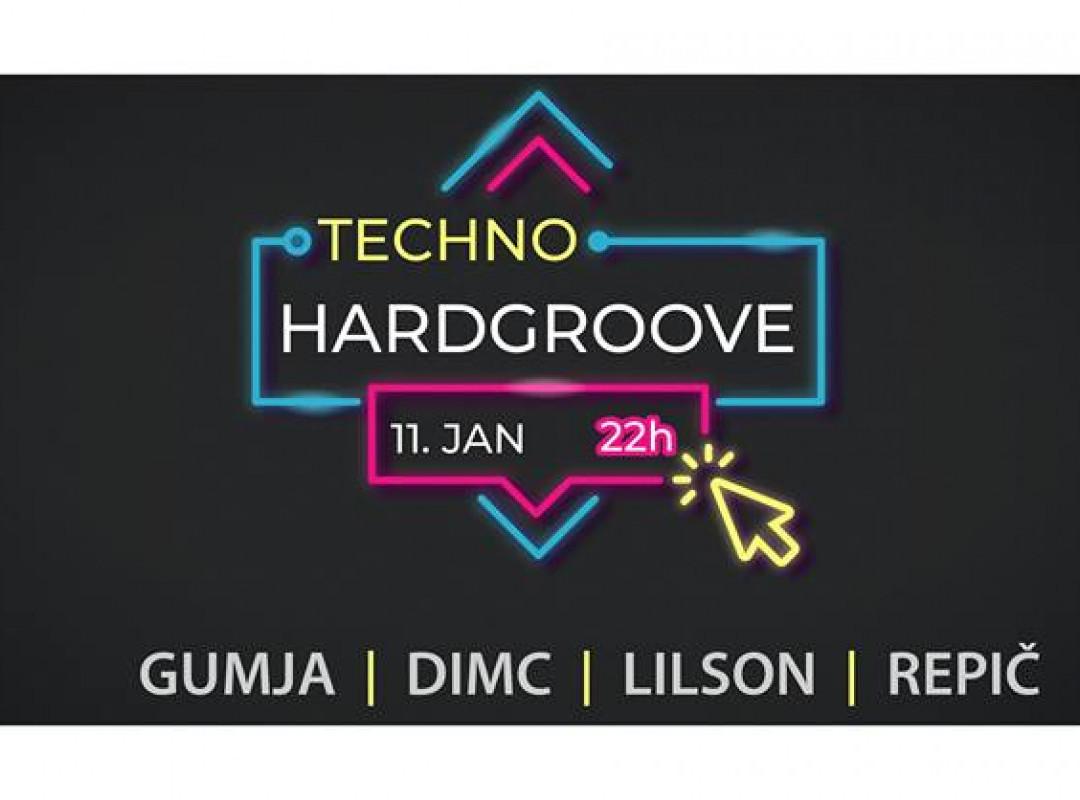 Hardgroove Techno