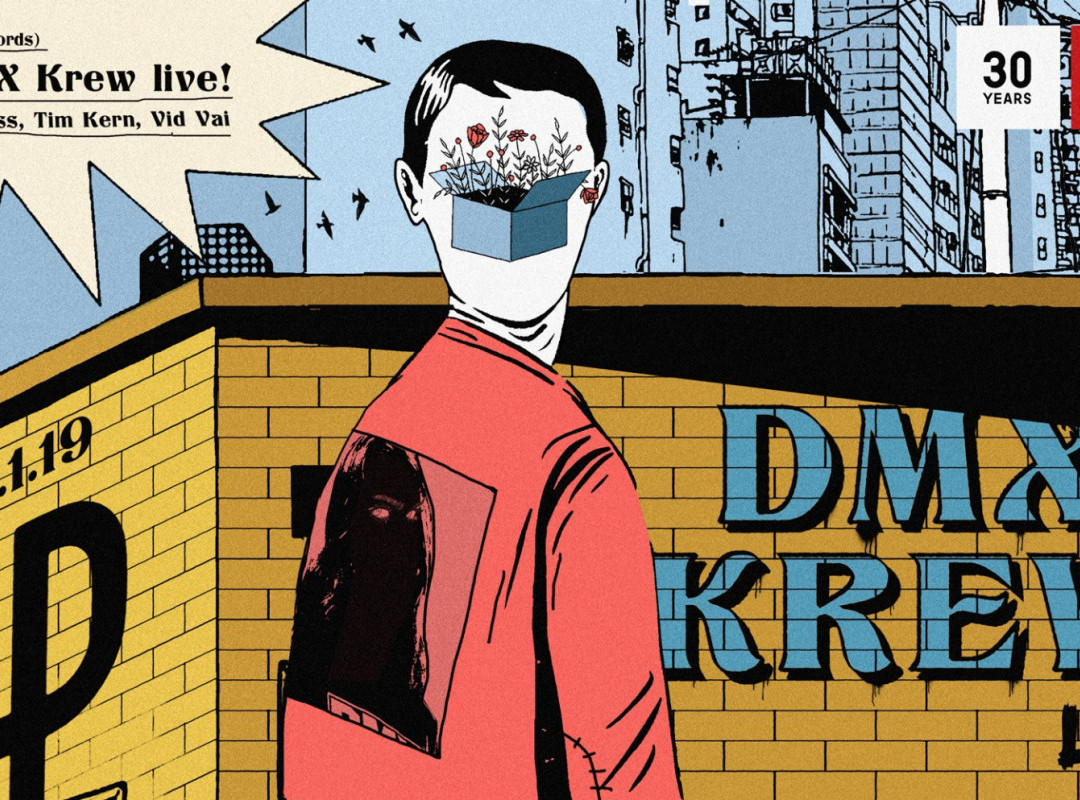 Phi w/ DMX KREW Live!