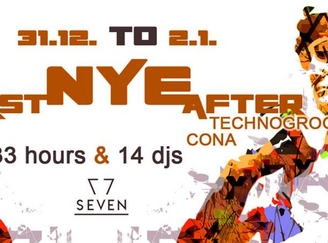 First NYE After Technogroove