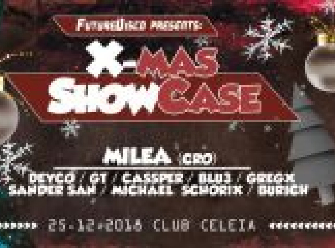 FutureDisco Xmas ShowCase