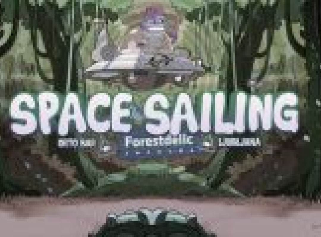 Forestdelic Space Sailing No.3
