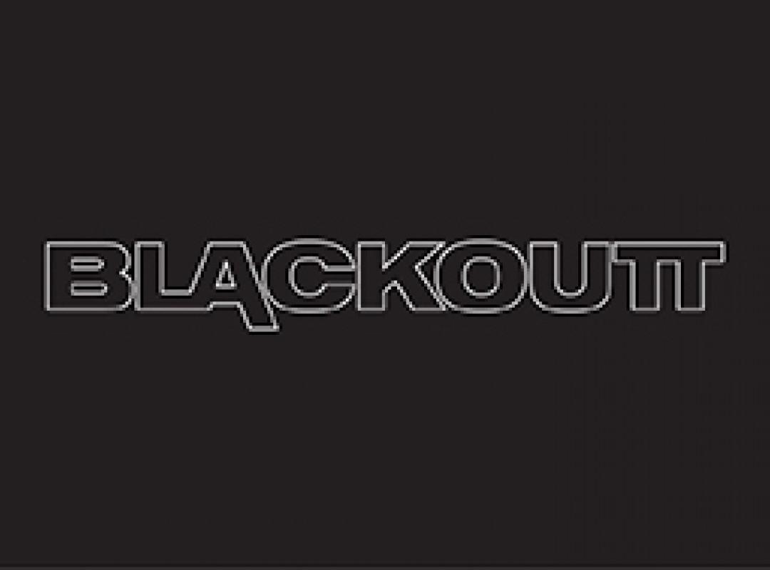 Domorodni Četrtki: Blackoutt