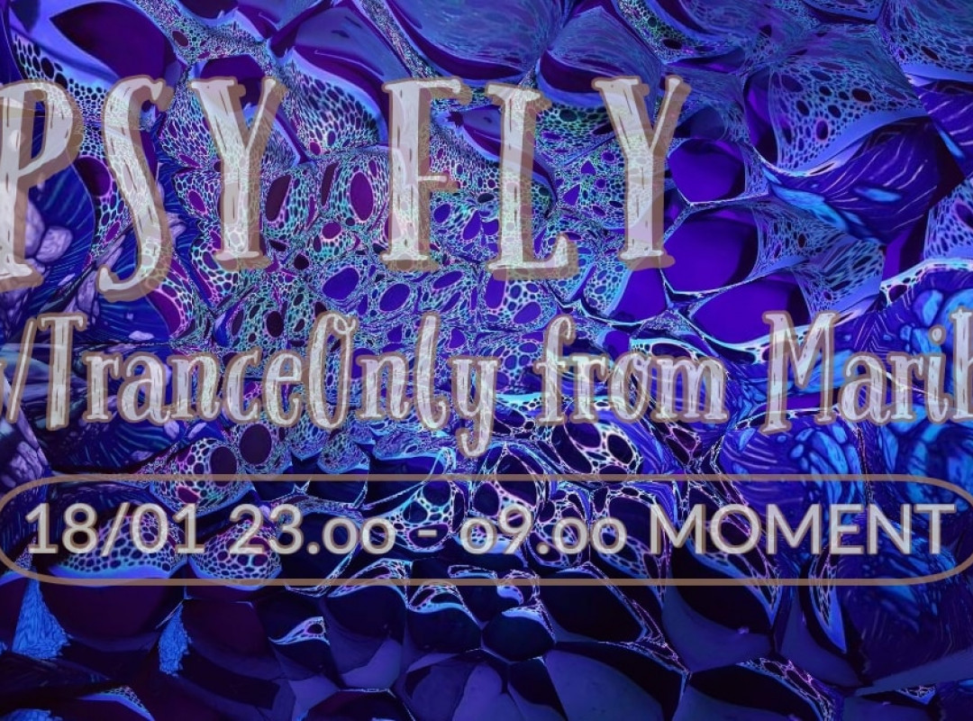 PSY FLY w/ OnlyTrance from Maribor :: Last event in Moment !
