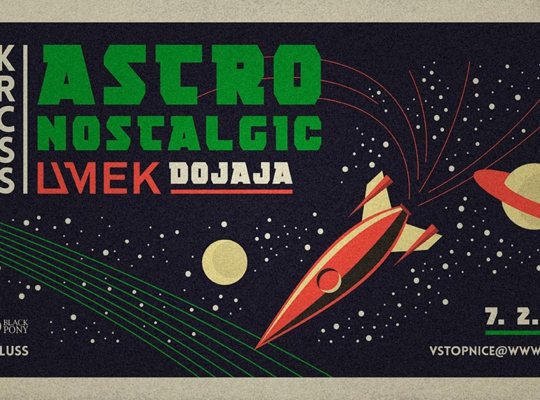 Astronostalgic z Umekom // Kurzschluss
