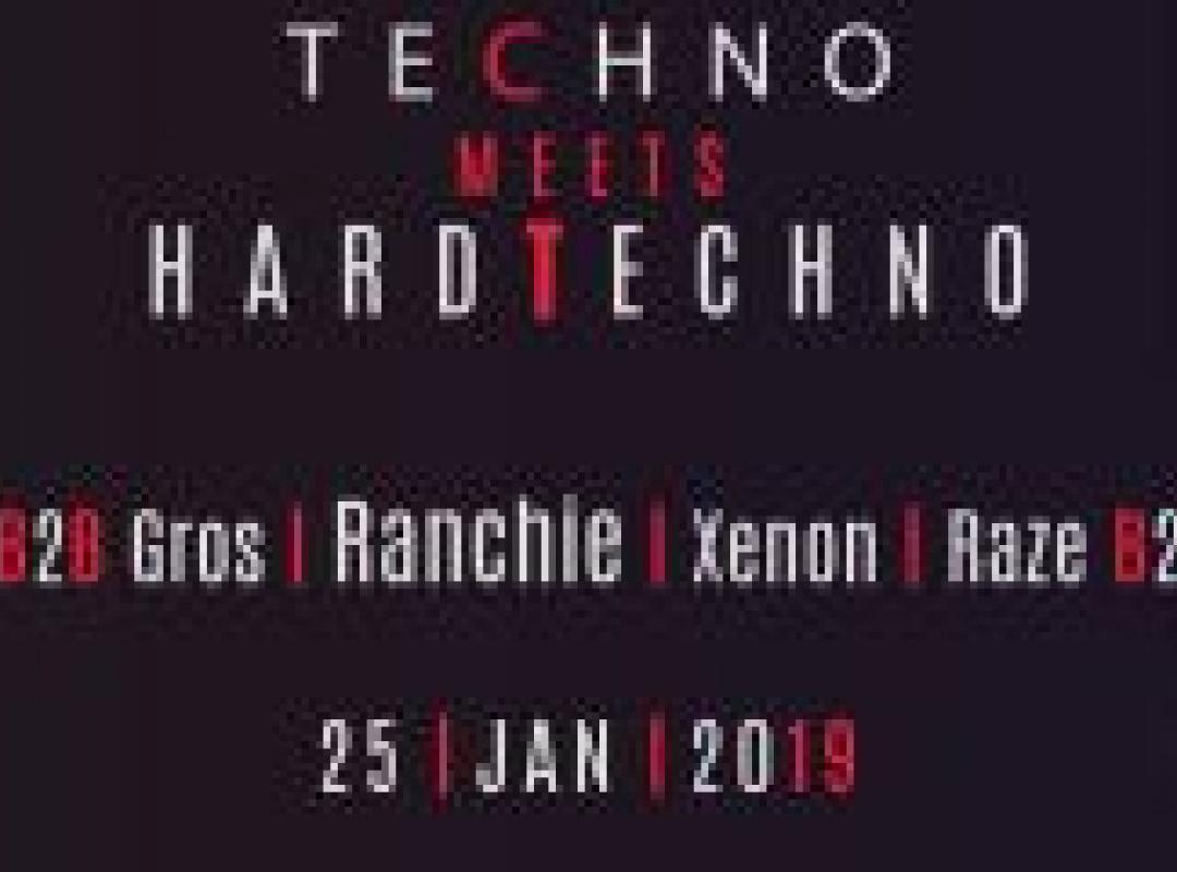 Techno meets HardTechno