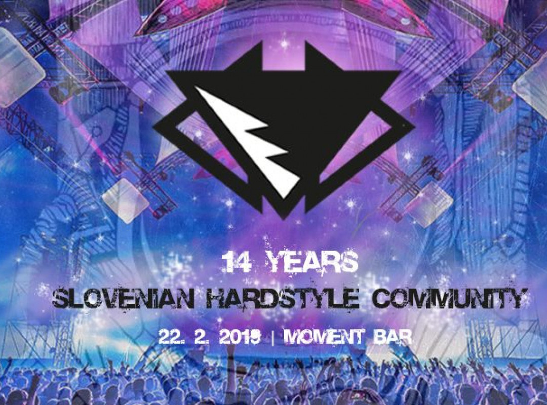 14 Years of Slovenian Hardstyle Community