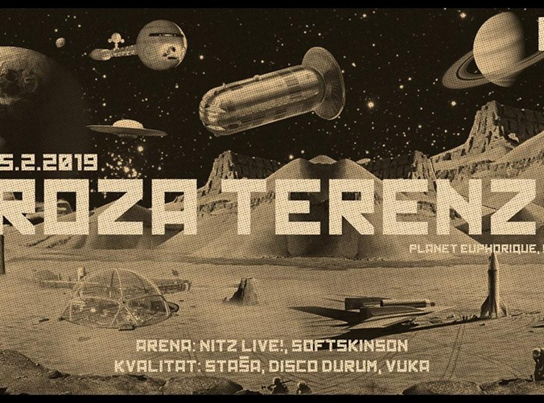 K4x4 w/ Roza Terenzi