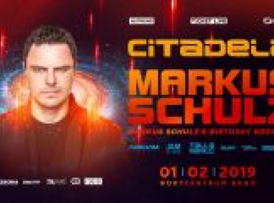 Markus Schulz at Citadela Special birthday edition