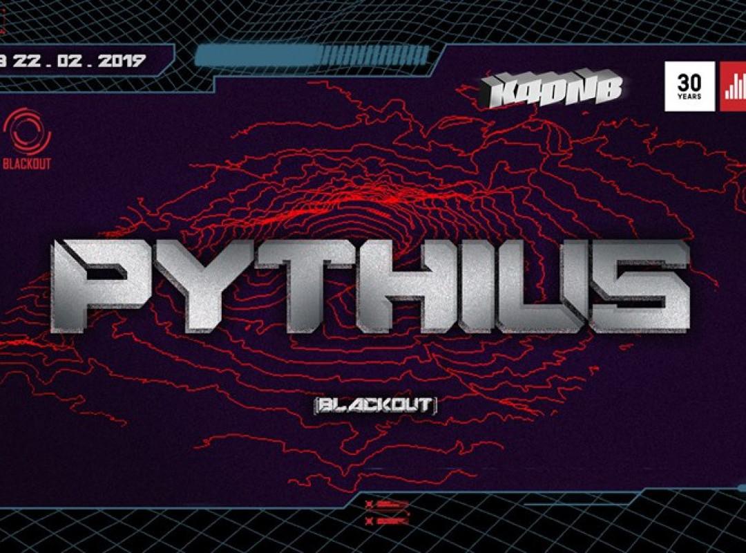 K4DNB w/ Pythius (NL) [Blackout]