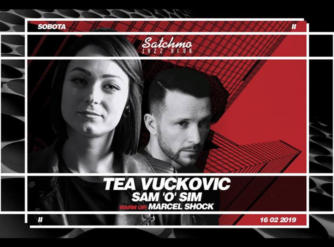 Tea Vuckovic, Sam'O'Sim, Marcel Shock ★