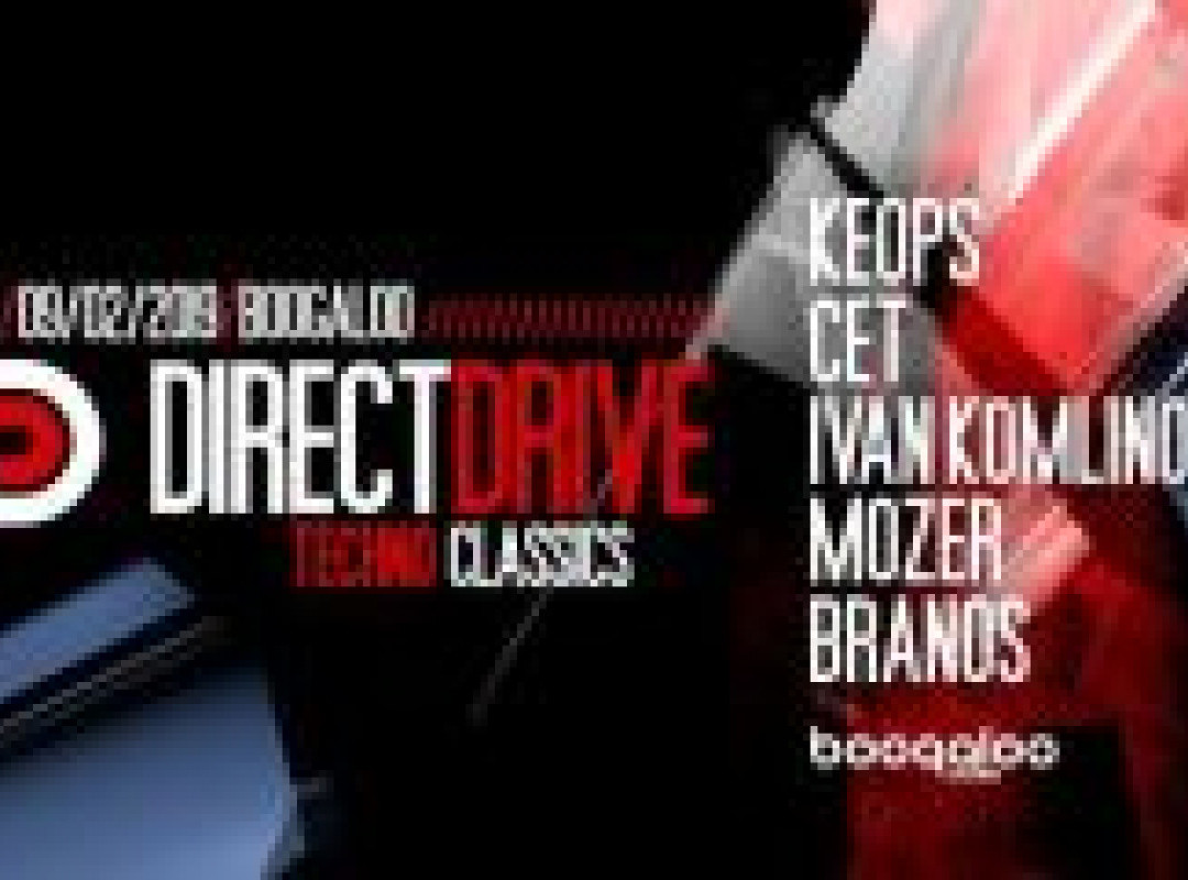 Direct Drive Techno Classics