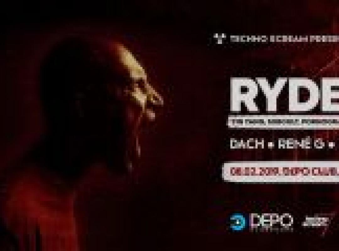 Techno Scream presents Rydel