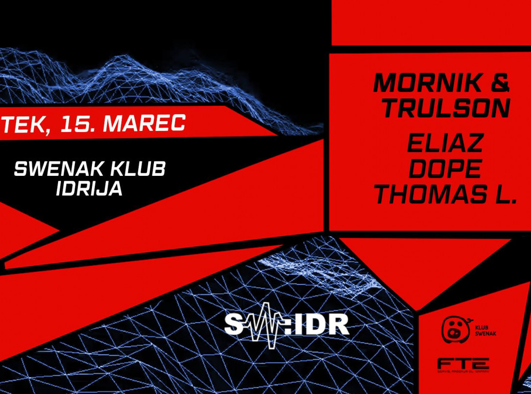 Sw:idr #3 with Mornik & Trulson