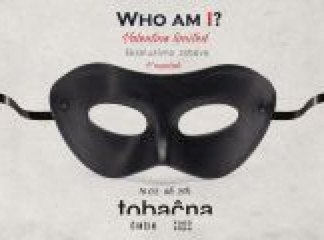 WHO AM I? Valentine LTD 150 - Ekskluzivna zabava v maskah