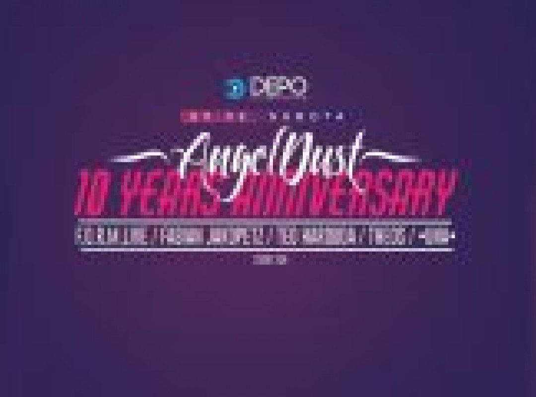 Angel Dust 10 years anniversary at DEPOklub