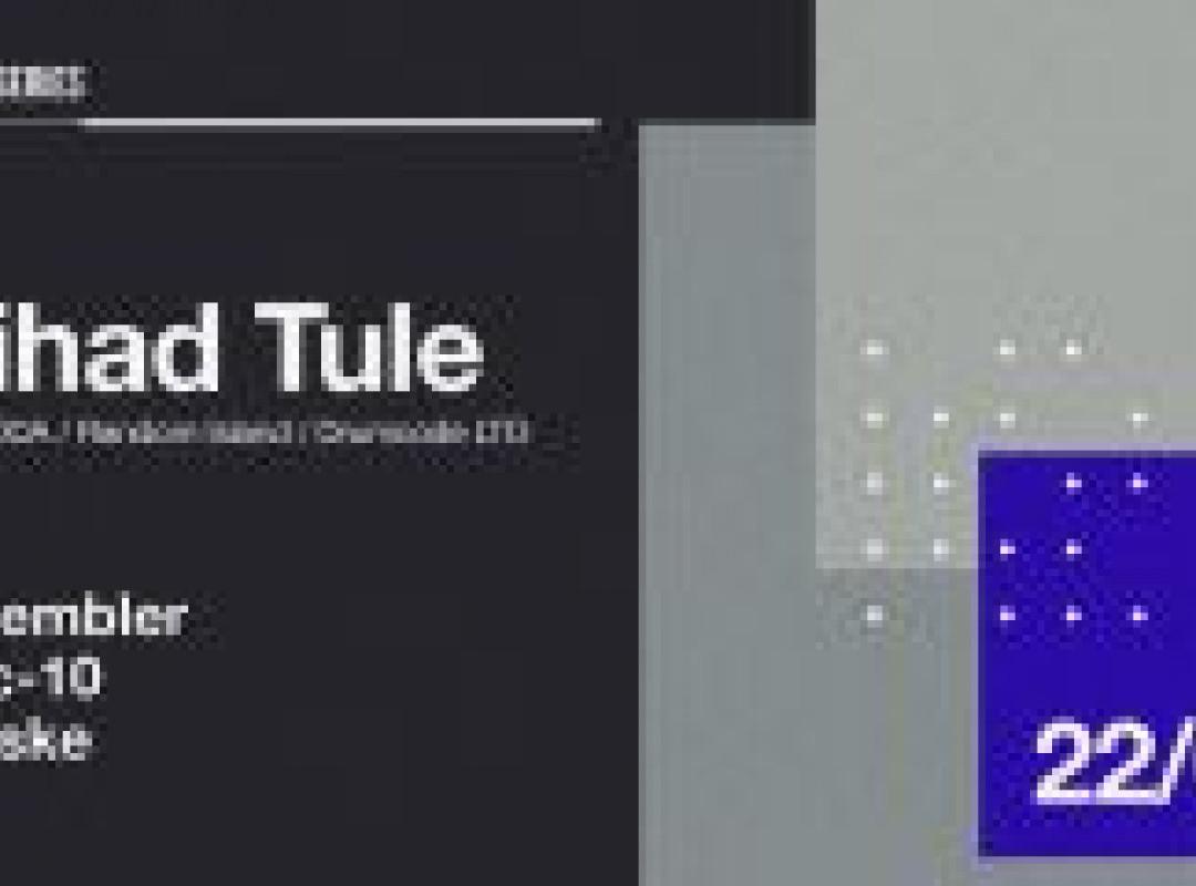 RGB Series: Cogo meets Nihad Tule