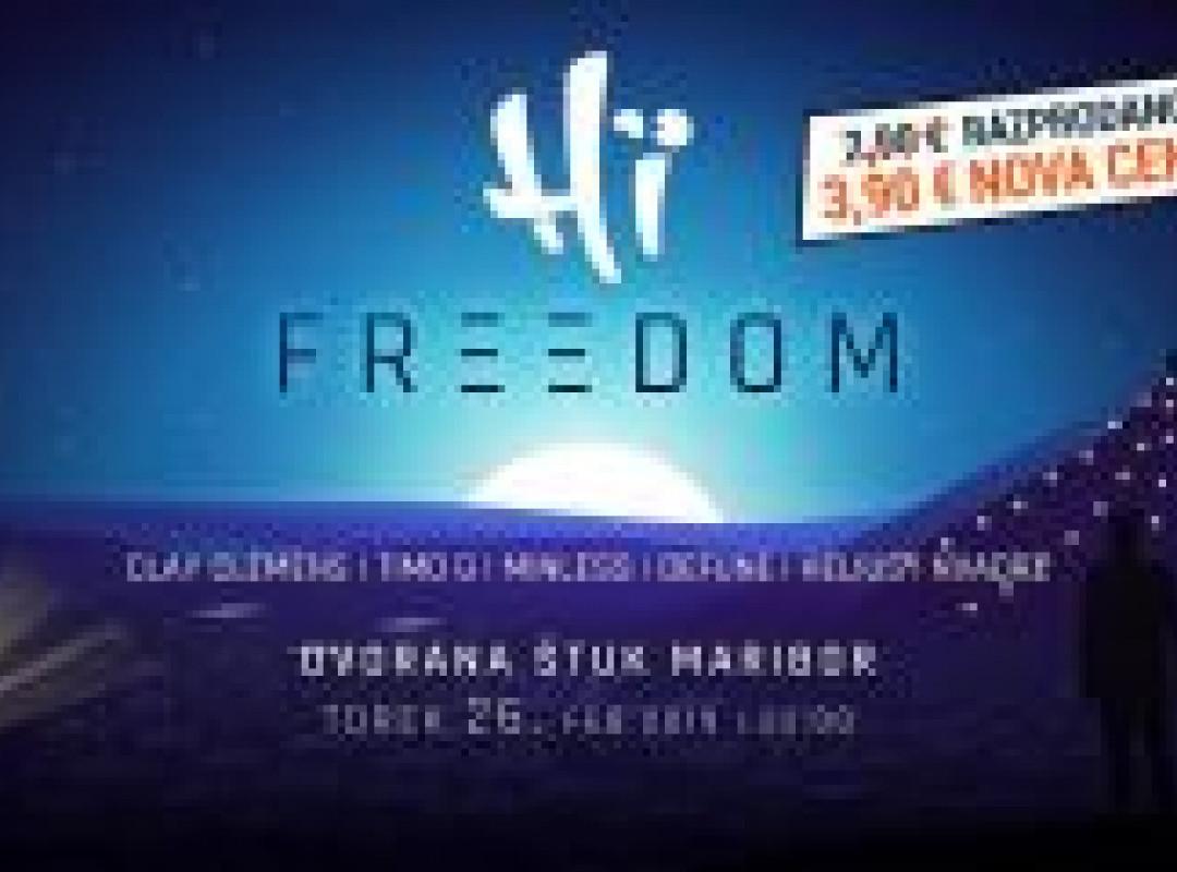 Hï Freedom