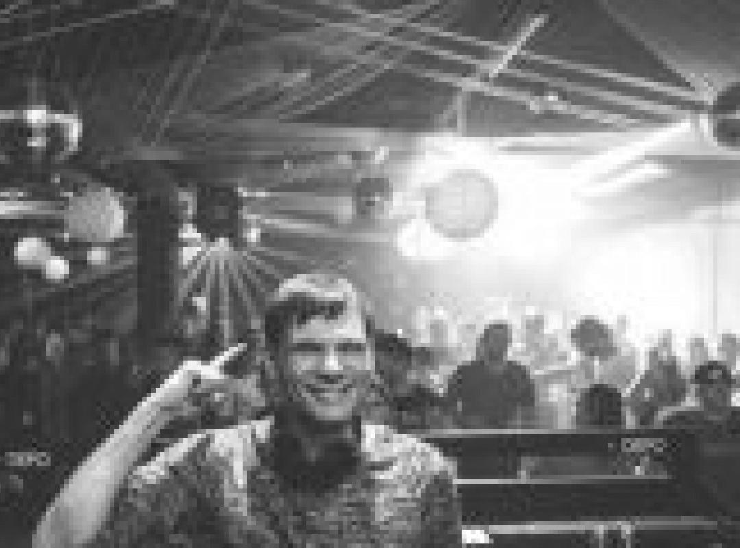 Damir Ludvig 100% Vinyl at DEPOklub