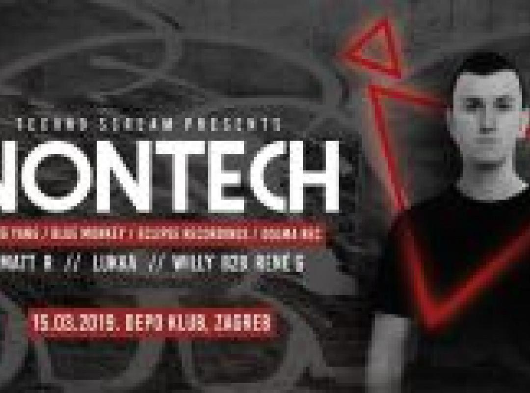 Techno Scream presents Vontech