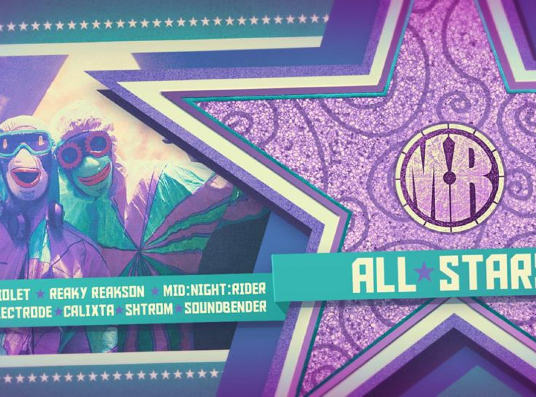 MR All★Stars - Season Closing